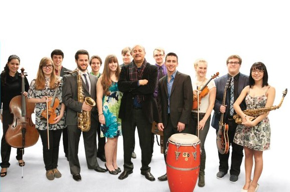 Llega el Humber Latin Jazz Ensemble a Capilla del Arte UDLAP