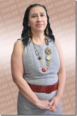 Dra Dolores Luna Reyes UDLAP