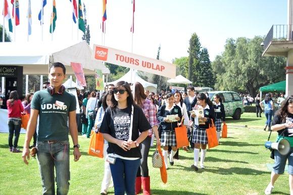 UDLAP muestra su excelencia universitaria