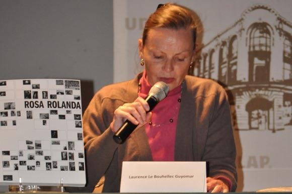 """Se presenta en el Museo Diego Rivera y Frida Kahlo el catálogo de la exposición """"Rosa Rolanda: una orquídea tatuada y la danza en la manos"""""""