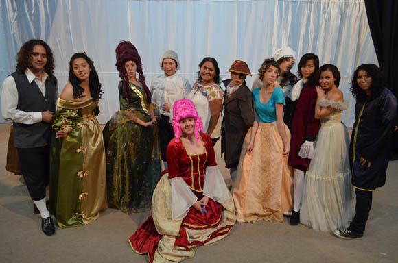 """Se estrena la obra """"Las Mujeres Sabias"""" en la Sala de Artes Escénicas de la UDLAP"""