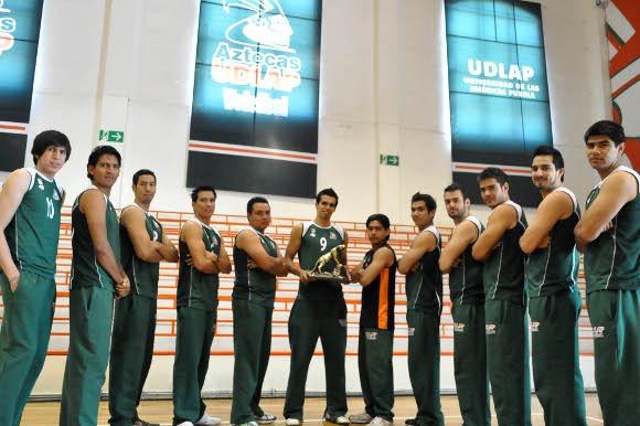 Aztecas campeones en CONADEIP