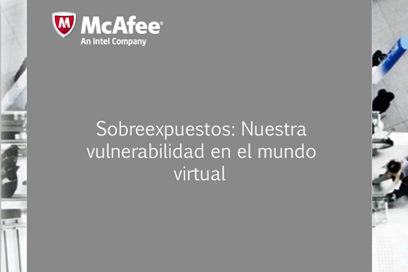 """Conferencia """"Sobreexpuestos: Nuestra vulnerabilidad en el mundo virtual"""""""