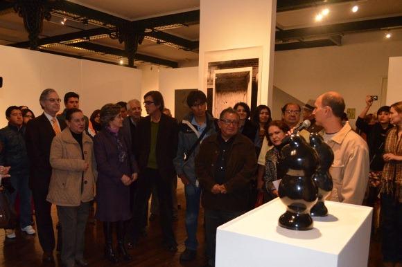 """Concluye la exposición temporal """"Nube Negra"""" en Capilla del Arte UDLAP, con más de 9 mil asistentes"""