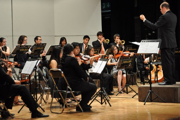 La orquesta Symphonia de la UDLAP, ofrece tradicional gala de primavera