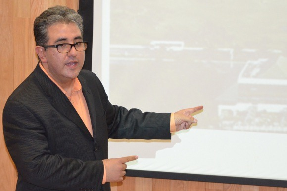 Gerente del Hotel Ritz Carlton Miami, ofrece plática en la UDLAP por el 25 aniversario de la Licenciatura en Hoteles y Restaurantes