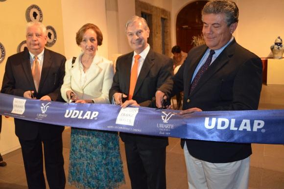 """UDLAP y Uriarte Talavera inauguran la exposición """"El 5 de Mayo de 1862, Talavera Contemporánea"""""""