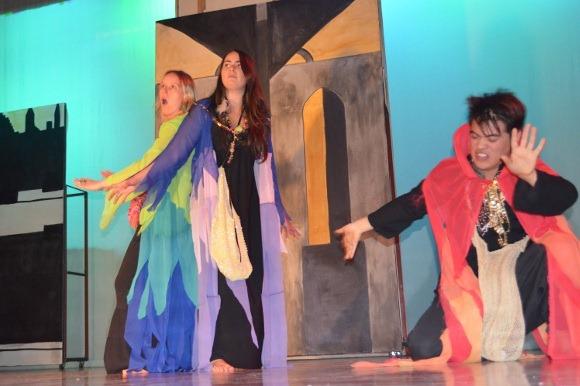 La Ópera inglesa «Dido y Eneas» se presenta en la UDLAP