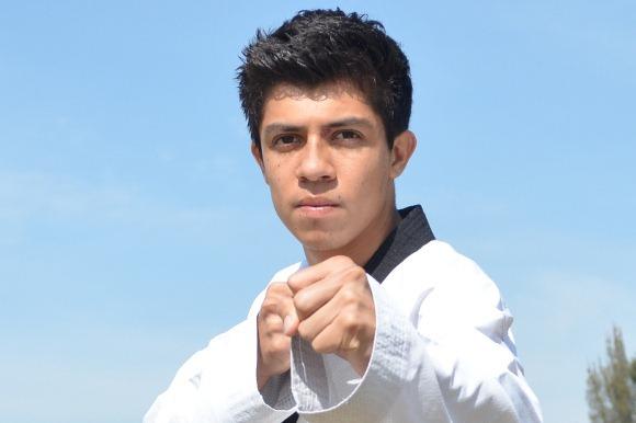 Azteca de Taekwondo ganó oro en la Olimpiada Nacional