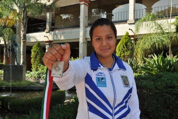 Logré el sueño de conseguir una medalla de plata en la Olimpiada Nacional: Basquetbolista Azteca