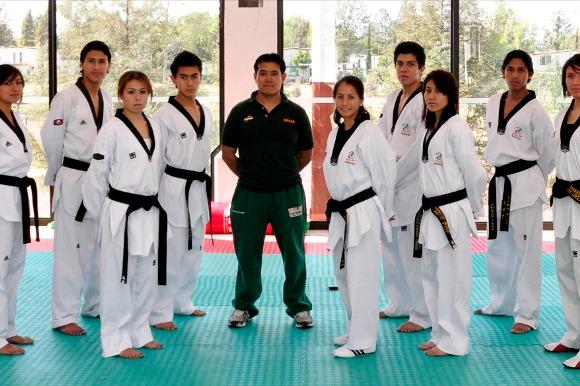 3 Aztecas competirán en la Olimpiada Nacional de Tae Kwon Do