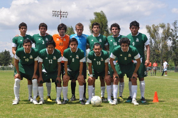 Cuadrangular de fútbol soccer – UDLAP  del  22 al 26 de mayo del 2012