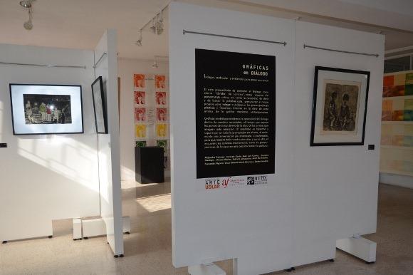 Colección de Arte UDLAP, participa en exposición de la Alianza Francesa de Puebla