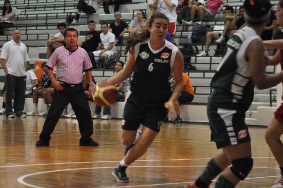 Gran inicio de las Aztecas de baloncesto de la UDLAP