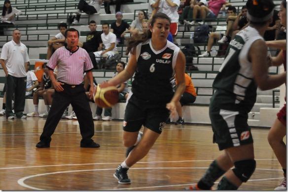 Aztecas UDLAP Baloncesto femenil-1