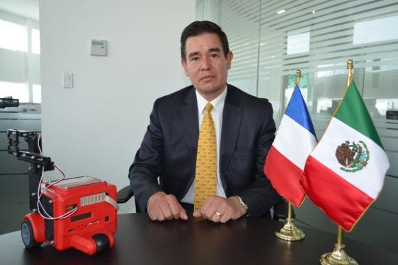 Egresado UDLAP obtiene premio de la MBDA en Francia
