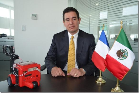 Dr Juan Manuel Ahuactzin Larios Egresado UDLAP