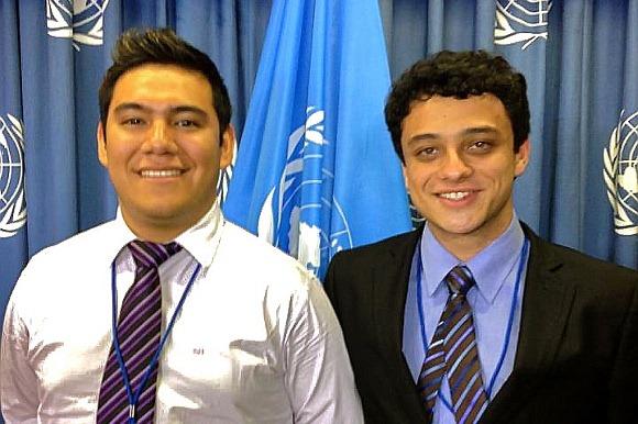 Estudiantes de la UDLAP participan en simulación de la UNESCO