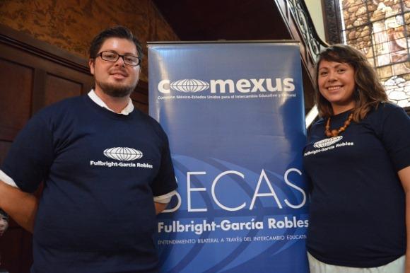Egresados UDLAP obtienen beca Fulbright-García Robles de Comexus