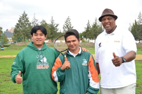 Entrenadores Aztecas en la cumbre de la Olimpiada Nacional
