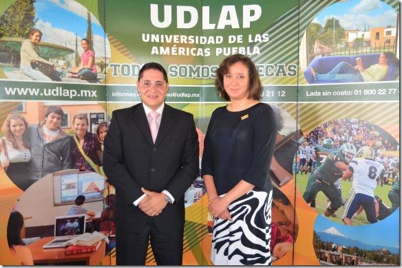 La UDLAP entre las mejores escuelas de Negocios de MX y AL-2
