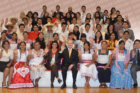 UDLAP y jóvenes de comunidades indígenas diseñan proyectos de desarrollo social