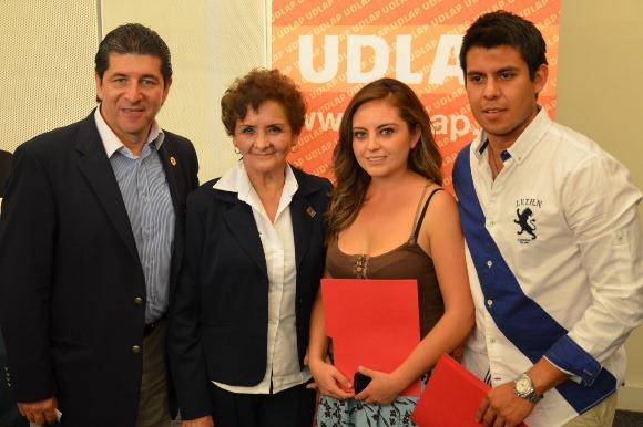 Estudiantes de Arquitectura de la UDLAP fueron premiados por Cruz Roja Delegación Puebla