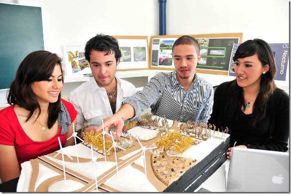 Arquitectura de interiores de la udlap recibe acreditaci n for Arquitectura de interiores universidades