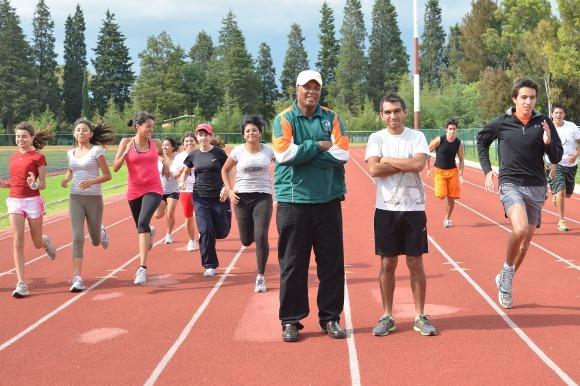 Atletismo Azteca entre lo mejor del ranking nacional