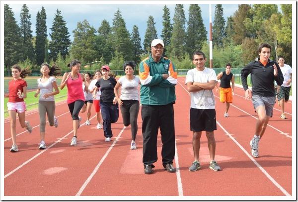 Atletismo UDLAP