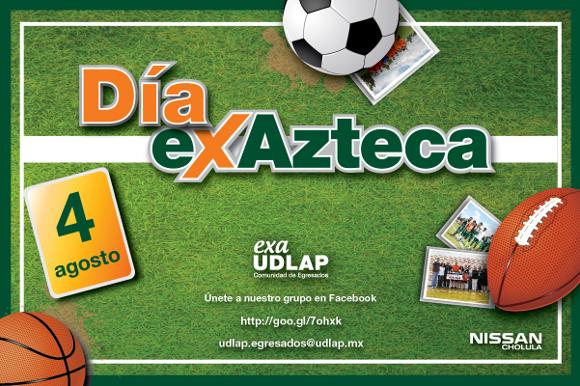 Día ExAzteca 2012