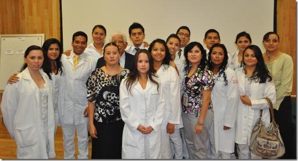 Estudiantes de Médico Cirujano de la UDLAP realizarán prácticas en hospitales de prestigio