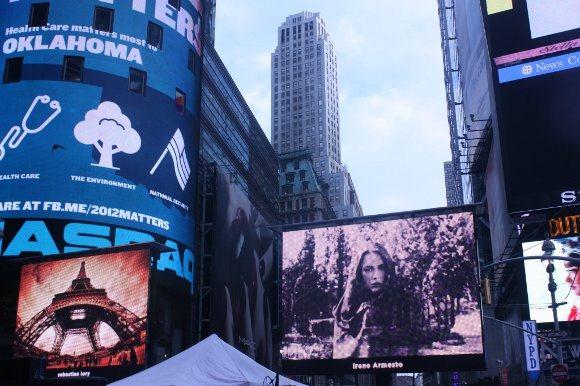 Irene Armesto, estudiante de la UDLAP expone su trabajo fotográfico en Nueva York