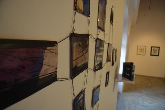 Se inaugura «Gráfica Contemporánea» en la Casa del Caballero Águila de la UDLAP