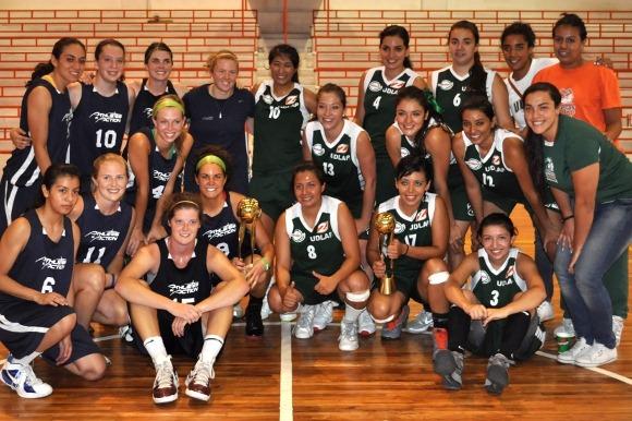 Aztecas de baloncesto a gran nivel para los siguientes retos