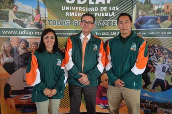 UDLAP presentó sus Escuelas Aztecas Juvenil