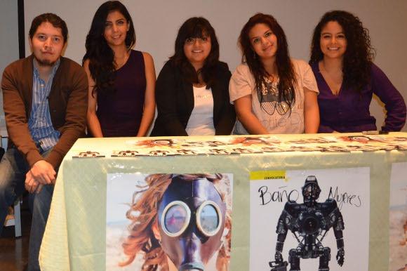 Estudiantes UDLAP participan en el Festival de Cine Internacional de Guanajuato