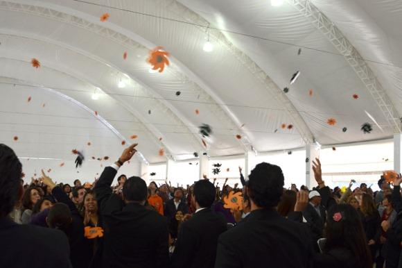 UDLAP inicia actividades Otoño 2012