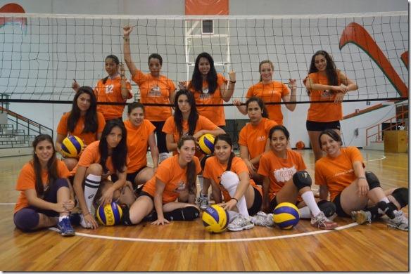 Voleibol femenil UDLAP