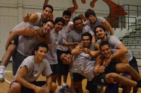 Aztecas de voleibol listos para la Conferencia Premier