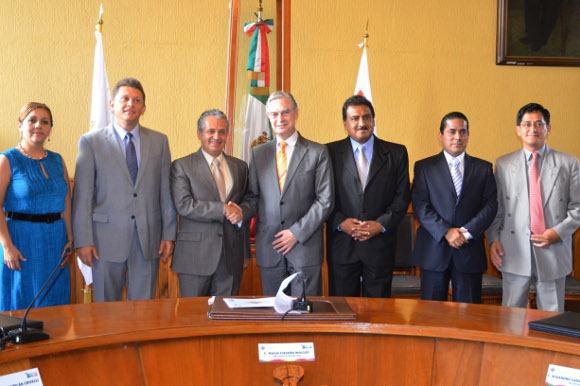 Firman UDLAP y Municipio de Orizaba, convenio de colaboración cultural y académico