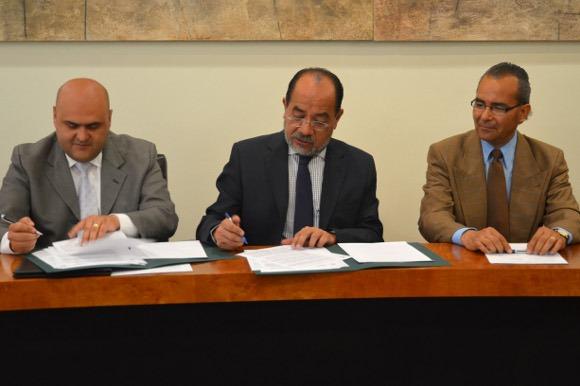 Signan convenio UDLAP y Consejo Estatal para la Cultura y las Artes