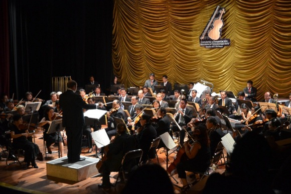 Egresado UDLAP dirige nuevamente la Orquesta Sinfónica del Conservatorio de Puebla