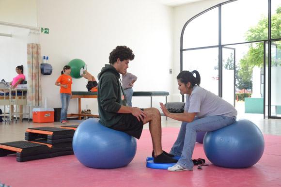 UDLAP invirtió 2 millones de pesos en su Centro de Rehabilitación