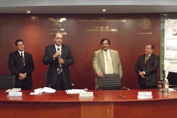 Juicios Orales públicos darán resultados positivos en materia de transparencia