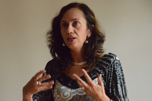Presenta ponencias en la UDLAP, Doctora Joanna Zylinska de la Universidad de Goldsmith en Londres