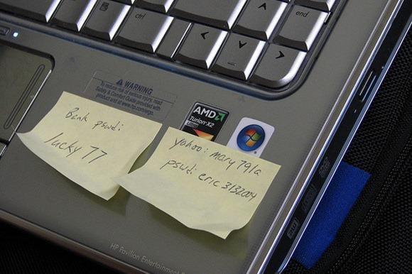 Si cambiar de password te da dolor de cabeza