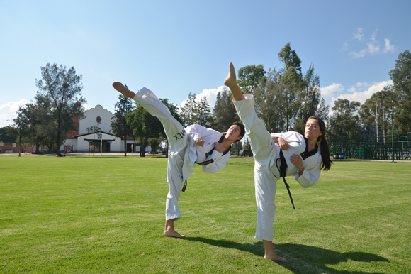 Taekwondoines Aztecas rumbo al Campeonato Nacional