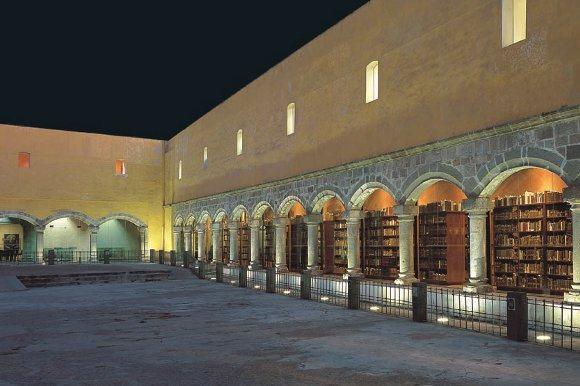 Conservación del Patrimonio Nacional en la Biblioteca Franciscana