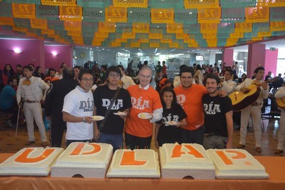 UDLAP cumple 72 años brindando educación de excelencia